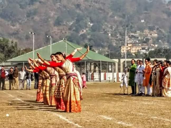 Rongali Bihu, Bihu Dance Assam, Muga Silk Assam, Awesome Assam