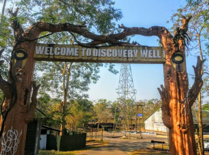Digboi Oil Refinery, Digboi Oil Musuem, Digboi Cemetery, Assam Tourism