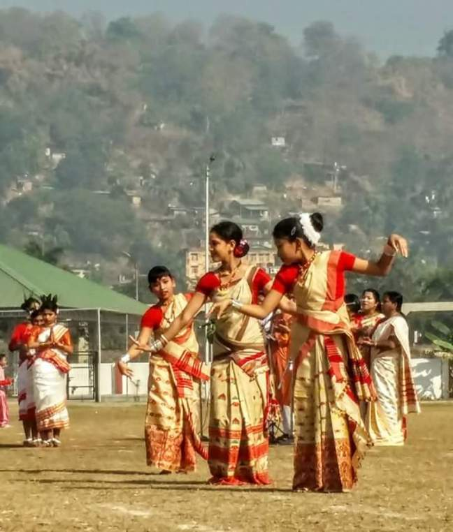 Rongali Bihu, Bihu Dance Assam, Muga Silk Assam, Awesome Assam