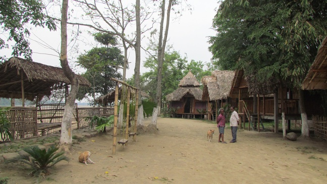 Assam Eco tourism homestay and Cottages, Ecotourism in North East India, Tour of Tribes in North East India, Tribes and Festivals of Assam