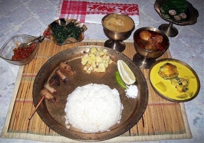 North East Indian Cuisine, Assam Traditional Food, Tribal Cuisine India, North East India Food Delights