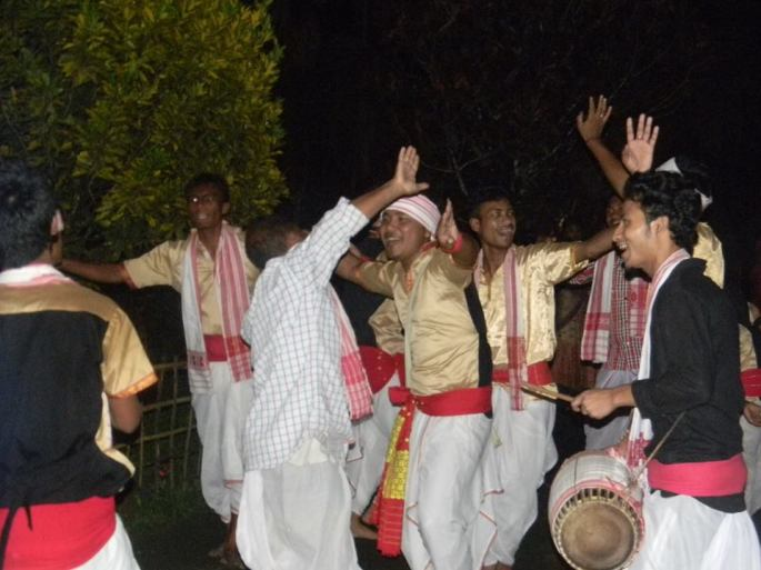 Bihu Dance Assam, Bihu Celebrations Assam, Rongali Bihu, Assamese New Year