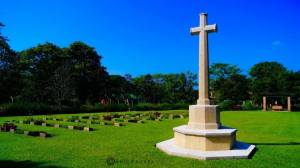 Built and Maintained by the Commonwealth War Graves Mission the Digboi War Cemetery has over 200 burials of Soldiers of the British Army who laid down their lives at the World War II