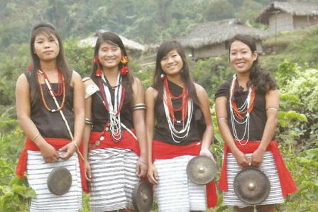 Tour of Tribes of Assam and North East India, Eco tourism homestays and cottages in North East India, the tribes and festivals of North East India