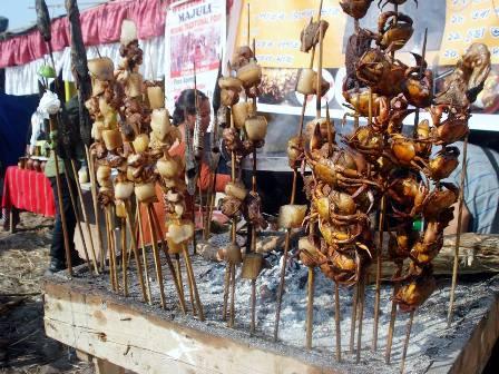 Assam Cuisine, North East India Cuisine, Indian Food Recipes, Eco Tourism in Assam food, Pork recipes