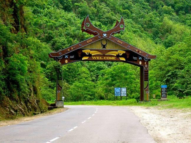 Heritage Hornbill Festival Nagaland, Nagaland Tourism India, Naga Warrior Tribes, Kohima Cemetery Nagaland