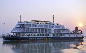 The Mahabaahu River Cruise takes you an exciting journey on River Brahmaputra across the State of Amazing Assam