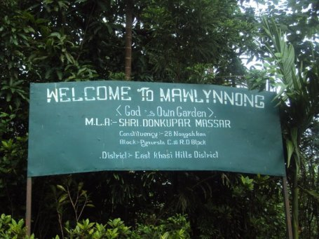 Mawlynnong Village in Meghalaya is rated as the cleanest Village in Asia