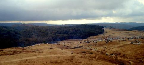 Mawphlang near Shillong is the Site of the Khasi Hills Sacred Grove and is the Hub of Khasi Culture that hosts the Monolith Festival every year in October