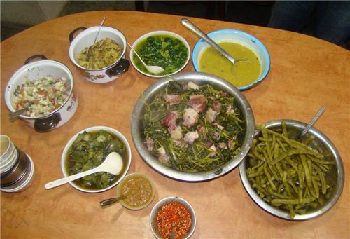 mizo cuisine