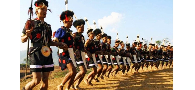 Nagaland Festival Tourism, Hornbill Festival of Nagaland, Tour of tribes and festivals of North East India, Traditional Festivals of North East India