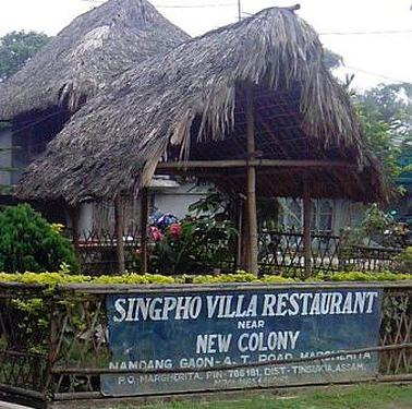 Singpho Villa