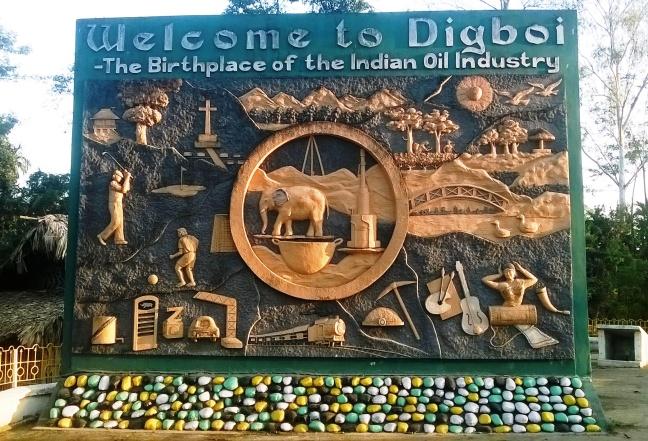 Digboi Oil Refinery, Digboi Oil Museum, Digboi War Cemetery