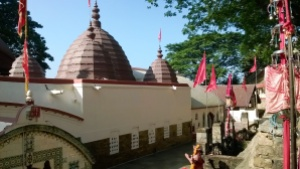 Known as the Temple of the Bleeding Goddess - the Kamakhya Temple is situated atop the Nilachal Hills in Guwahati, Assam and plays host to the Eastern Mahakumbh - the Ambubachi Mela in June