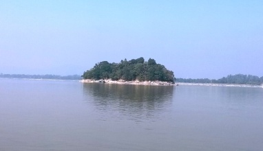 Pilgrimage in Assam, River Islands in India, Mighty Brahmaputra River