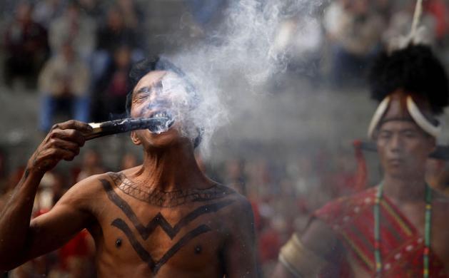 India Hornbill Festival