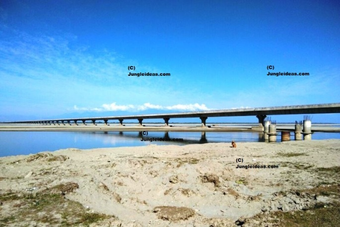 Dhola Sadiya Bridge, Longest Bridge India, Bogibeel Bridge, Assam Tourism