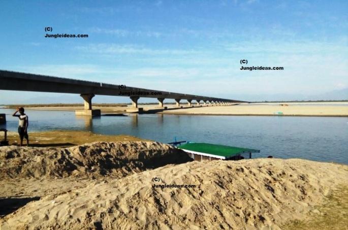 Dhola Sadiya Bridge, Longest Bridge India, Bogibeel Bridge, Assam Tourism