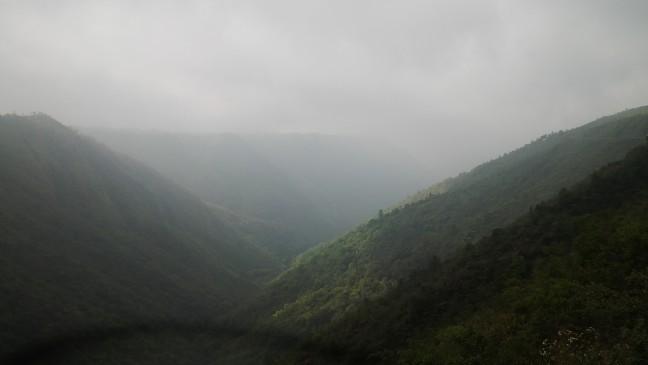 Cherrapunjee Waterfalls, Nohkalikai Falls, Meghalaya Waterfalls, Shillong Meghalaya, Meghalaya Tours