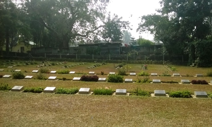 Guwahati War Cemetery Assam, World War II North East India, Digboi War Cemetery Assam, The Stiwell Road Assam, Lake of No Return, Ledo Air Strip, Burma Campaign, General Hospital Margherita