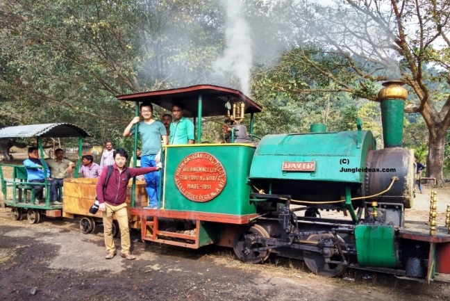 Tipong Colliery, David Steam Locomotive, Coal Museum Margherita, Assam Tourism