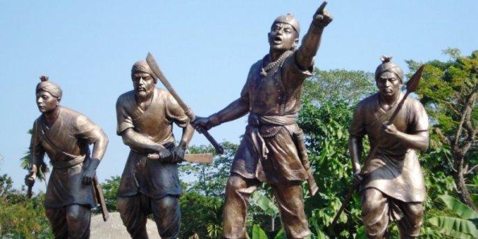 Chaolung Sukapha Ahom, Ahom Kingdom Sivasagar, Lachit Borphukan, Ahom Dynasty Assam, Majuli Island Assam, Jorhat Thengal Manor, Assam Tea Tourism