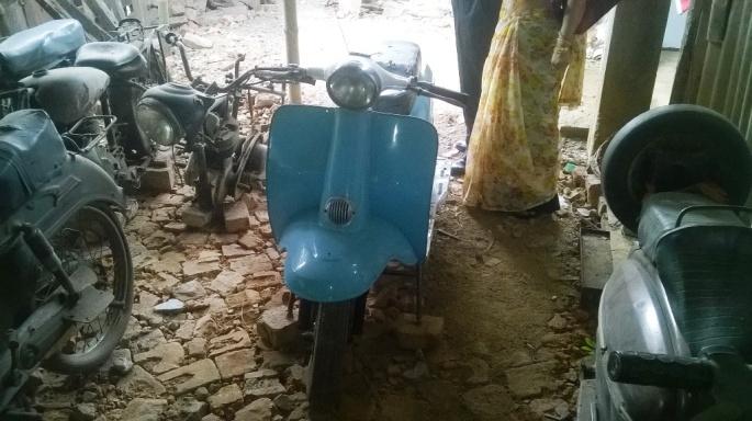 Treasured Wheel Museum Assam, Vintage Cars Assam, Hornbill Vintage Rally