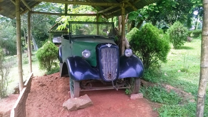 Treasured Wheel Museum Assam, Vintage Cars Assam, Hornbill Vintage Rally