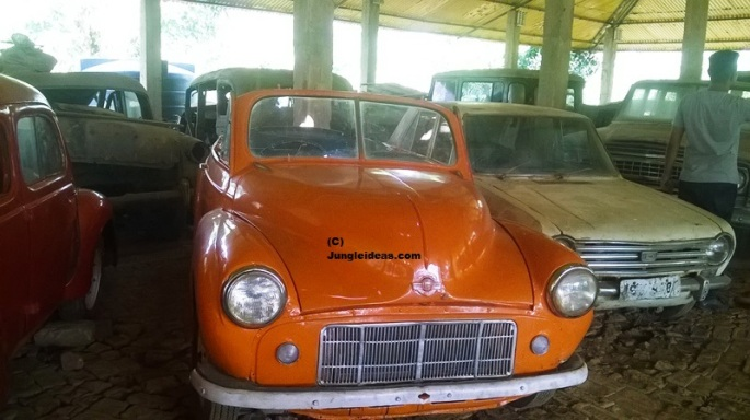 Treasured Wheels Museum, Piklu Deka Museum, Hornbill Rally, Assam Tourism